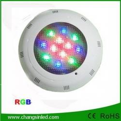 โคมไฟ LED สระว่ายน้ำ Pool Light RGB 12W