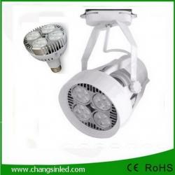 โคมไฟ LED Track Light PAR30 35W รุ่นCSA โคมสีขาว