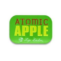 W7 Fruity Lip Balm-ATOMIC APPLE