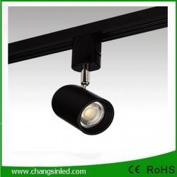 โคมไฟ COB LED Track Light 5W โคมสีดํา