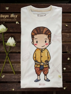 Ayothaya Boy (Gold Yellow)