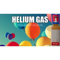 แก๊สฮีเลี่ยม Helium gas