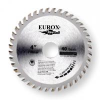 Eurox ใบเลื่อยวงเดือนตัดไม้