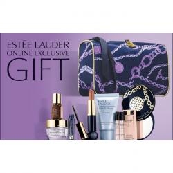 ESTEE LAUDER Advanced Night Repair Time Zone Gift Set 9pcs. (TRAVEL SIZE) ชุดใหม่ล่าสุด