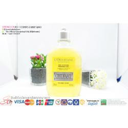 L'OCCITANE CÉDRAT SHOWER GEL For men ผลิตภัณฑ์อาบน้ำและทำความสะอาดเส้นผม