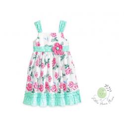BLUEBERI dress 6-9 months