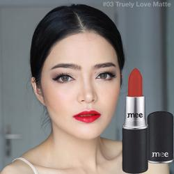 Mee Hydro Matte Lip Color #03 Truely Love Matte