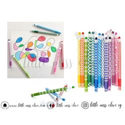 Color Appeel สีที่ไม่ต้องใช้กบเหลาดินสอ