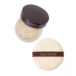 Deluxe Translucent Loose Setting Powder & Velour Puff
