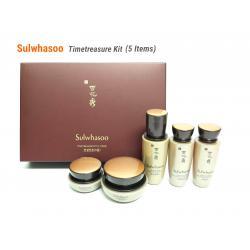 วัย 40+ Sulwhasoo Timetreasure EX ( 5 items)