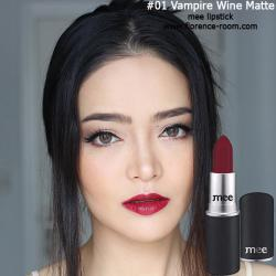 Mee Hydro Matte Lip Color #01 Vampire Wine Matte