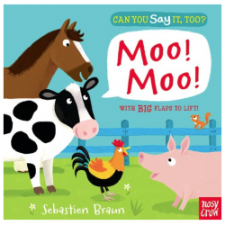 Can You Say it Too, Moo Moo?