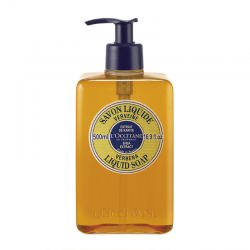 สบู่เหลวอาบน้ำ L'occitane En Provence Shea Extract Verbena liquid Soap 500 ml กลิ่น Verbena