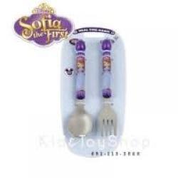 ชุดช้อนส้อม Disney Sofia the First Flatware Set (DisneyUSA)