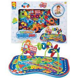 (Alex) Tub Coaster Traffic Jam