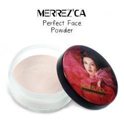 Merrez'ca Perfect Face Powder SPF25 #23 ผิวขาว ถึงสองสี