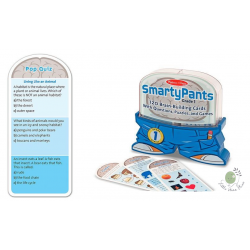 Smarty Pants (Blue)