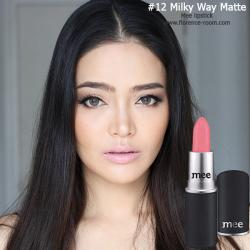 Mee Hydro Matte Lip Color #12 Milky Way Matte