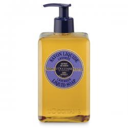 สบู่เหลวอาบน้ำ L'occitane En Provence Shea Extract Lavender Liquid Soap กลิ่นลาเวนเดอร์