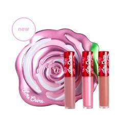 Lime Crime Mini Velvetine Boxed Set #Pink Velve-tin