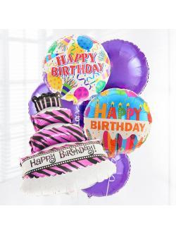 ลูกโป่งวันเกิด ปาร์ตี้ BT 508