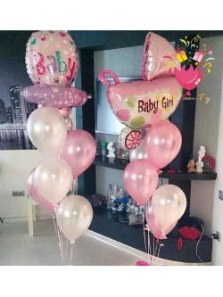 ลูกโป่งแรกเกิด New Born BN 119