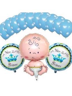 ลูกโป่งแรกเกิด New Born BN 125