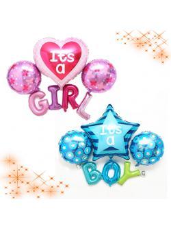 ลูกโป่งแรกเกิด New Born BN 104