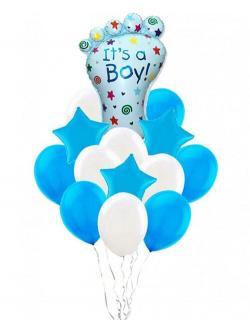ลูกโป่งแรกเกิด New Born BN 112