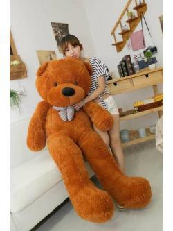 ตุ๊กตาหมี ขนนุ่ม ขนาด 1 เมตร ส่งฟรี