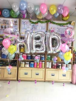 ลูกโป่งวันเกิด ปาร์ตี้ BT 518