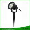 โคมไฟ LED ส่องต้นไม้ แบบปักดิน COB 5w
