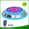 โคมไฟสระว่ายน้ำ Swimming Pool LED Light แสง RGB สแตนเลส 12W