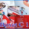 แผ่นเลเซอร์ดีส 12 นิ้ว หนังการ์ตูน สภาพปกและแผ่น nm.เป็น Boxet (6แผ่น)+1