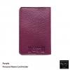 Purple(ม่วง) - Personal Name Card Holder