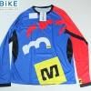 เสื้อคอกลม เสื้อวิ่ง เสื้อปั่นจักรยาน ขนาด L ลดราคา รหัส J20 ราคา 190 ส่งฟรี ลงทะเบียน