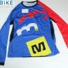 เสื้อคอกลม เสื้อวิ่ง เสื้อปั่นจักรยาน ขนาด M ลดราคา รหัส J06 ราคา 190 ส่งฟรี ลงทะเบียน