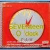ซีดี.SEVENteen O clock แผ่นตัด