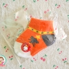 ไซส์ 0-3 เดือน ถุงเท้าเด็กแรกเกิดข้อสั้น