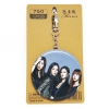 KBPX3 พวงกุญแจ กระจก BLACK PINK ของแฟนเมด ติ่งเกาหลี