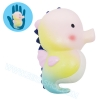 I390 สกุชชี่ chubby seahorse By Popular ขนาด ขนาด 13 cm (Super Soft) ลิขสิทธิ์แท้