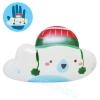 I370 สกุชชี่ bubu the cloud ขนาด ขนาด 15 cm (Super Soft) ลิขสิทธิ์แท้
