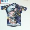 เสื้อปั่นจักรยาน ขนาด M ลดราคาพิเศษ รหัส H457 ราคา 370 ส่งฟรี EMS