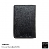 Pure Black(ดำ) - Personal Name Card Holder