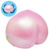 I400 สกุชชี่ Super Jumbo Peach By Punimaru ขนาด 20 cm (Super Soft) ลิขสิทธิ์แท้