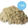 PS136 ทรายนิ่ม Soft Sand Play Sand ทราย สีทราย หนัก 1000 กรัม (สินค้ามี มอก)