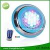 โคมไฟสระว่ายน้ำ Swimming Pool LED Light แสง RGB สแตนเลส 24W