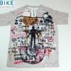 เสื้อคอกลม เสื้อวิ่ง เสื้อปั่นจักรยาน ขนาด M ลดราคา รหัส J18 ราคา 190 ส่งฟรี ลงทะเบียน