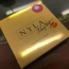 NYLA Lipsticks 3 Colors (Gold Set) ไนล่า ลิปสติก 3 สี กล่องสีทอง ส่ง ems ฟรีค่ะ