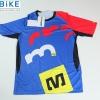 เสื้อคอกลม เสื้อวิ่ง เสื้อปั่นจักรยาน ขนาด XS ลดราคา รหัส J01 ราคา 190 ส่งฟรี ลงทะเบียน